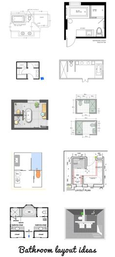 Hi there! I went searching for a bathroom layout idea and came across so many. I love looking at how people have configured their bathroom and I always look straight for the toilet! I hate seeing the toilet as the first thing. When deciding on a bathroom layout, it's important you use every single centimetre …