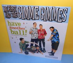 ME FIRST and The GIMME GIMMES have another ball Lp Record SEALED , vinyl  #punk
