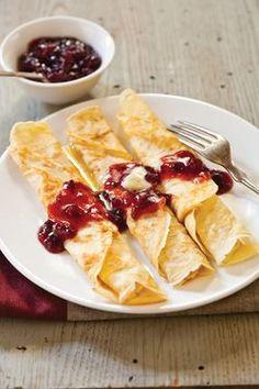 Swedish pancakes / crepes http://www.yourhomebasedmom.com/swedish-pancakes-and-sunshine/