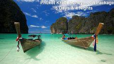 Phuket Krabi Honeymoon Package 5 Days & 4 Nights Starting From:- Rs 15,000/. BOOK NOW :- 0172-4906500