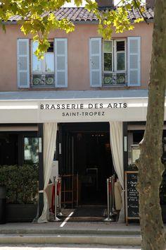 Restaurant Brasserie Des Arts Saint Tropez