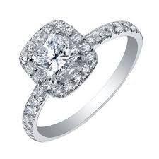3b89aee0d3de03 Картинки по запросу maple leaf diamonds 18ct gold and white gold yellow  diamond halo ring Halo