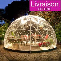 Garden Igloo : 10m²