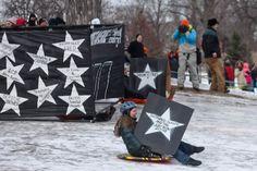 Powderhorn Art Sled Rally 2013
