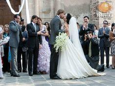 Nesse casamento aconteceu muitas coisas...