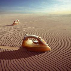 Photographer Shoots Surreal Photographs of Fantastical Scenes - DesignTAXI.com