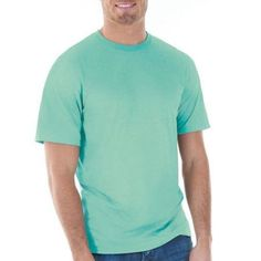 Gildan Big Mens Classic Short Sleeve T-Shirt, Men's, Size: 2XL, Green