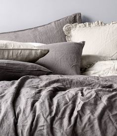 Linen bedding | 15 More Must-Haves from H Home | Babble