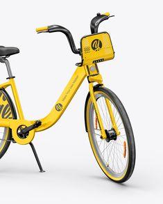 Download Idei Na Temu Road Bicycle Mockup 9
