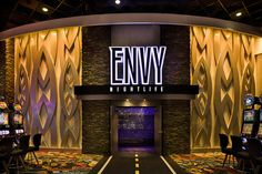 Casino Club Entry | Nightclub Entrance Design | Interior Casino Design | Nightclub Decor Design | Envy Nightlife, By I-5 Design & Manufacture | Flickr - Photo Sharing!
