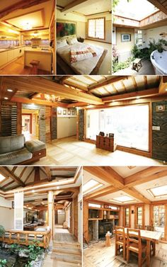 Japanese Architecture, Interior Architecture, Interior Design, Traditional Interior, Traditional House, Lanscape Design, Asian House, Asian Interior, Fantasy House