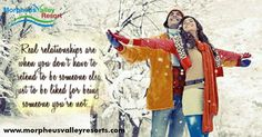 How to make proper booking of honeymoon packages... - Morpheus Valley Resorts
