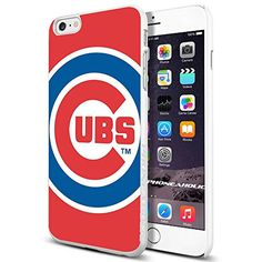 MLB Chicago Cubs Baseball,Cool iPhone 6 Plus (6+ , 5.5 Inch) Smartphone Case Cover Collector iphone TPU Rubber Case White Phoneaholic http://www.amazon.com/dp/B00XO0FLRK/ref=cm_sw_r_pi_dp_TnGwvb1T40BCN