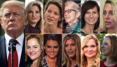 Trump's Sex Assault Accusers Just Called For A New Examination Of His Crimes