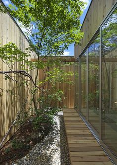 Modern House with Japanese Garden. 20 Modern House with Japanese Garden. 20 Courtyard Home Design Modern Houses with Interior Japanese Architecture, Landscape Architecture, Architecture Design, Architecture Courtyard, Park Landscape, Architecture Graphics, Architecture Board, Urban Landscape, Casa Patio