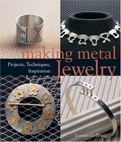 Making Metal Jewelry: Projects, Techniques, Inspiration b... https://www.amazon.co.uk/dp/1579908128/ref=cm_sw_r_pi_dp_x_uHxmzb2XG03GX