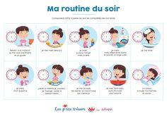 Les p'tits trésors Le Chat avec aufeminin My Children, Kids Boys, Baby Growth, Baby Education, Planner Organization, Boy Room, Baby Care, Montessori, Parents