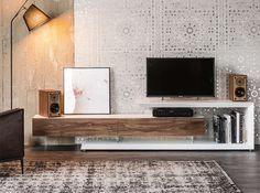 Link Modern TV Stand by Cattelan Italia - $3,725.00