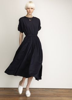 Black Crane  Shop Totokaelo Dresses— http://totokaelo.com/clothing/dresses