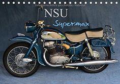 NSU Supermax (Tischkalender 2015 DIN A5 quer): NSU Max war eines der populärsten 250er Motorräder der 1950er (Tischkalender, 14 Seiten) von Ingo Laue http://www.amazon.de/dp/3660717436/ref=cm_sw_r_pi_dp_7TQLub0BN45ZB