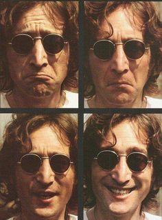 John faces