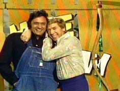 Johnny Cash & Buck Owens