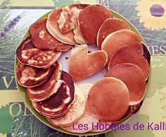 Les Hobbies de Kalli: Pancakes Américains