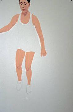 "Saatchi Art Artist Myriam Dib; Painting, ""Trempoline"" #art"