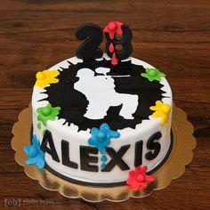 Cantonet: Una tarta para Alexis