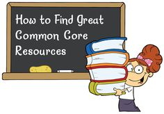Corkboard Connections: How to Find Great Common Core Resources