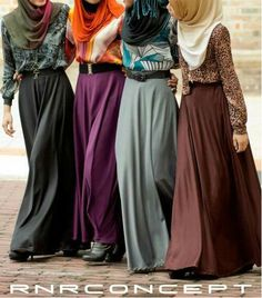 Trendy Long Prom Dresses With Hijab