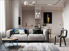 Dining Table Pendant Light, Pedestal Dining Table, Minimalist Home Interior, Home Interior Design, Interior Decorating, Modern Pedestal Sink, Unusual Furniture, Sweet Home, Single Bedroom