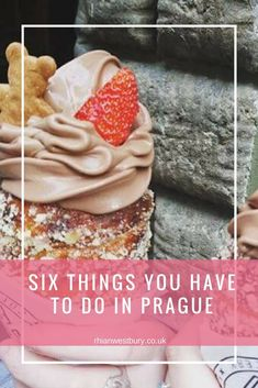 There's a lot to do and see in Prague but if you're heading to the city here are six things which you have to experience. Travel Around Europe, Europe Travel Guide, Travel Tips, Budget Travel, Travel Destinations, Prague Things To Do, Mall Of America, North America, European Travel