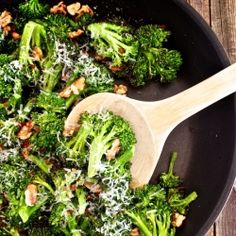 A quick and flavorful side dish that takes broccoli from boring to crave worthy.