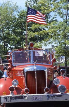 Mack Fire Apparatus 9