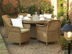 Frame: Lyon Dining Fabric: Lucca Olive Scatter Cushions: Zia Citrus
