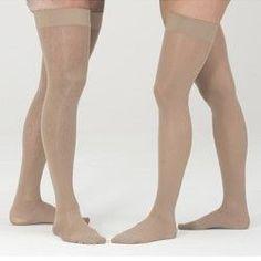 d93321e64 Mediven Assure Closed Toe Thigh High Compression Stockings