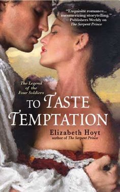 To Taste Temptation (arc only cover) May 2008. Male cover model is Nathan Kamp.