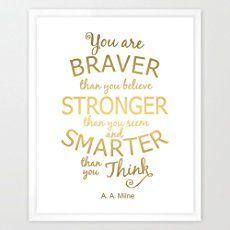 Eleville 8X10 You are braver than you believe Real Gold Foil Art Print (Unframed)  sc 1 st  Pinterest & My Wish For You Rascal Flatts Inspirational Wood Sign or Canvas ...