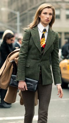 Cool Bossy Fashion for Women to Try this Season