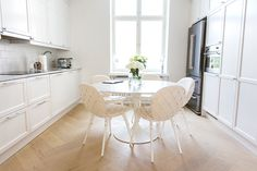Our Home - Alexa Dagmar Dining Area, Kitchen Dining, Dining Table, Dining Room, Nordic Interior, Interior And Exterior, Humble Abode, Interior Inspiration, Kitchen Inspiration