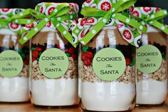 cookies in a jar recipes | The Nickels Family {Blog}: December 2010
