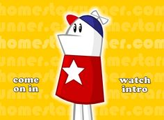 "Taking A Look Back At The Internet's Most Beloved Web Series ""Homestar Runner"" -- love teen girl squad"