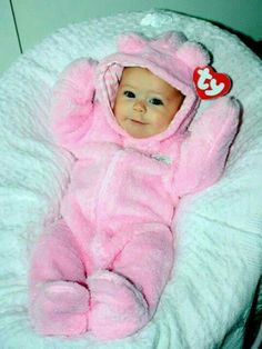 Aww its a beanie baby