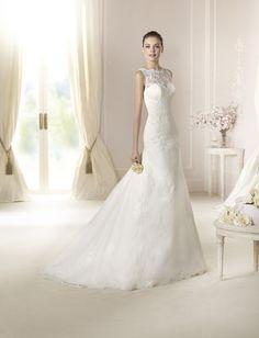 Brautkleid Dasha aus der White One Brautmoden Kollektion 2015 :: bridal dress from the 2015 collection by white one.
