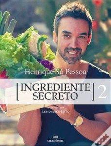 O programa Ingrediente Secreto não é propriamente uma novidade para quem gosta de culinária, pois não? Então, hoje sugiro o livro referente à 2ª série do programa: Ingrediente Secreto 2.