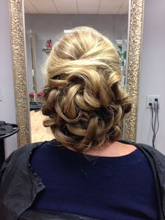 Wedding hair Hair by Paula Paula Tracy Hair Designs