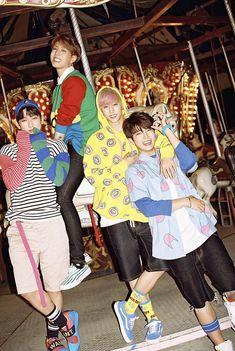 Junior, Yu Gyeom, Mark & Young Jae