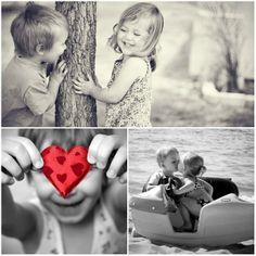 Love according to children? Love is when someone still baby