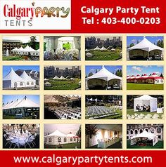 Find Lagre Size of Pop Up or Outdoor Canopy and Marguee Tents at Calgary Party Tents  sc 1 st  Pinterest & Calgary Luxury limousine Inc. wishes you and your loved ones very ...